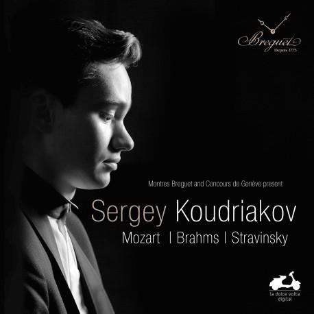 MOZART, BRAHMS, STRAVINSKY / Sergey Koudriakov