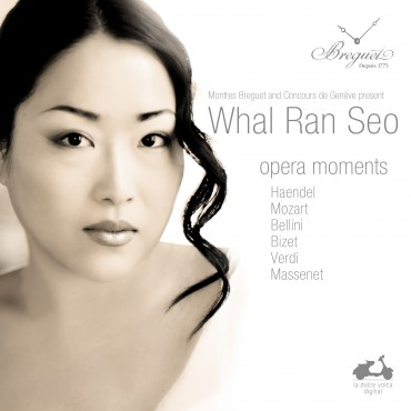 Whal Ran Seo (soprano)