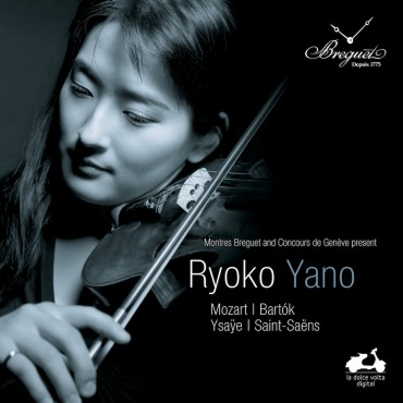 Ryoko Yano / MOZART - Concerto in A major KV 219 for violin and orchestra