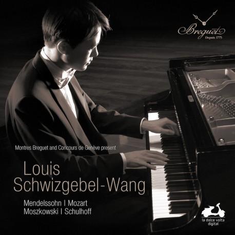Louis Schwizgebel-Wang / MENDELSSOHN - Concerto en mi mineur, op.40