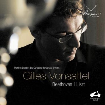 Gilles Vonsattel, Beethoven, Concerto n° 1, op. 15