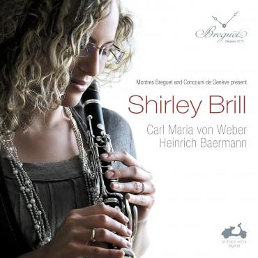 Shirley Brill (clarinette)