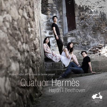 Quatuor Hermès / Beethoven, Haydn - String Quartets