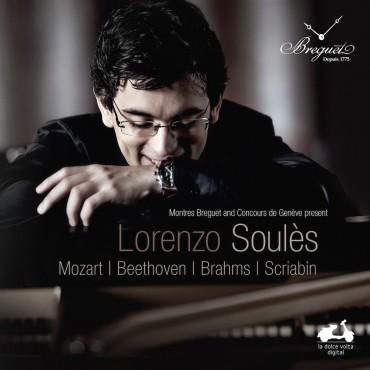 Lorenzo Soulès / MOZART, Concerto pour piano no 24 en do mineur, K. 491
