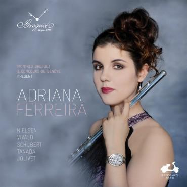 Adriana Ferreira (flûte)