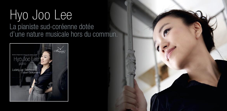 Hyo Joo Lee, Concours de Genève