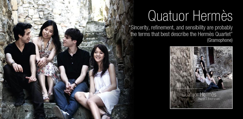 Quatuor Hermès, Concours de Genève
