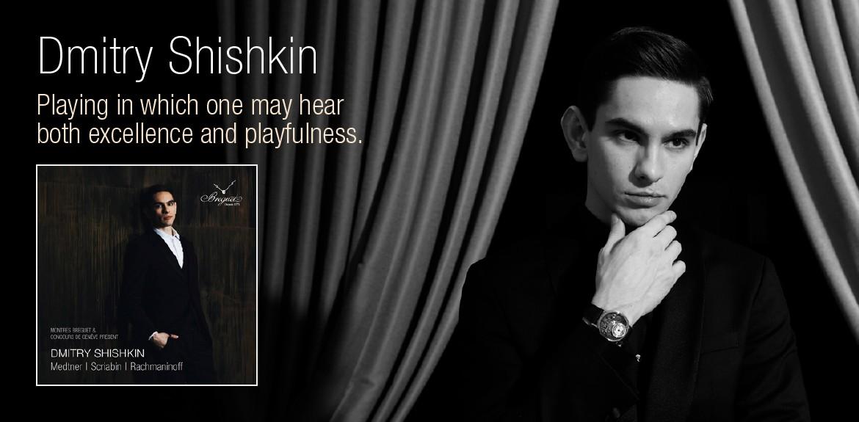 Dmitry Shishkin, Concours de Genève - Breguet