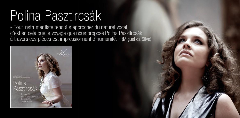 Polina Pasztircsák, Concours de Genève