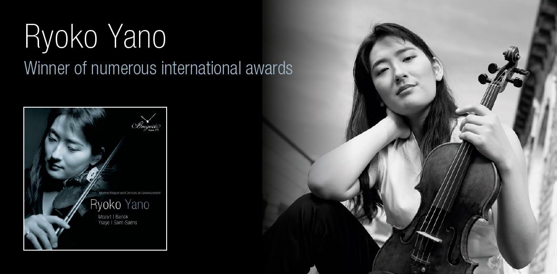 Ryoko Yano, Concours de Genève